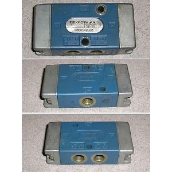 Mannesman Canada Canada Rexroth 6008540500 600-854-050-0 Hydraulic Manifold Valve #1 image