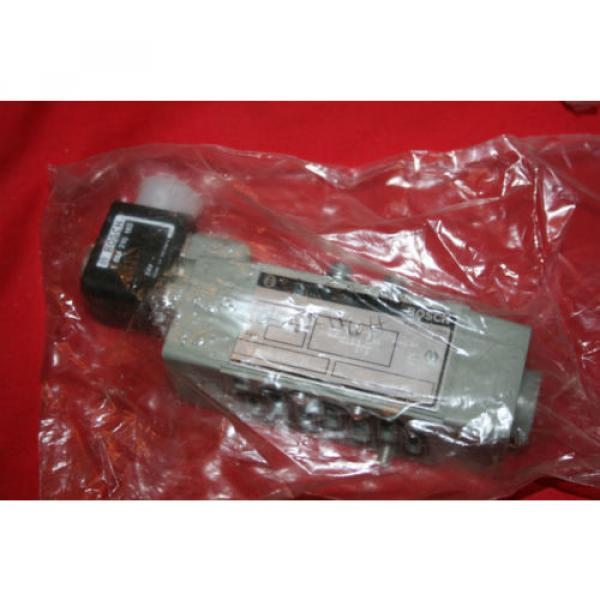 NEW USA china Bosch Rexroth Pneumatic Solenoid Valve 0820024135 - 0 820 024 135 - Sealed #2 image