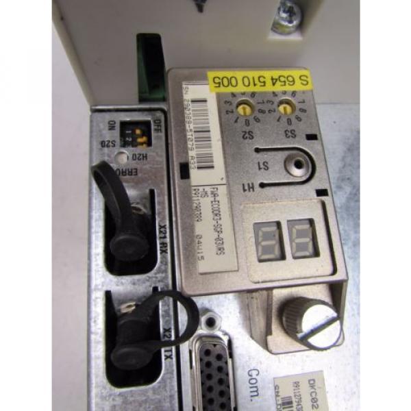 REXROTH Dutch Germany INDRAMAT ECODRIVE DKC02.3-100-7-FW XLNT USED TAKEOUT MAKE OFFER !! #5 image