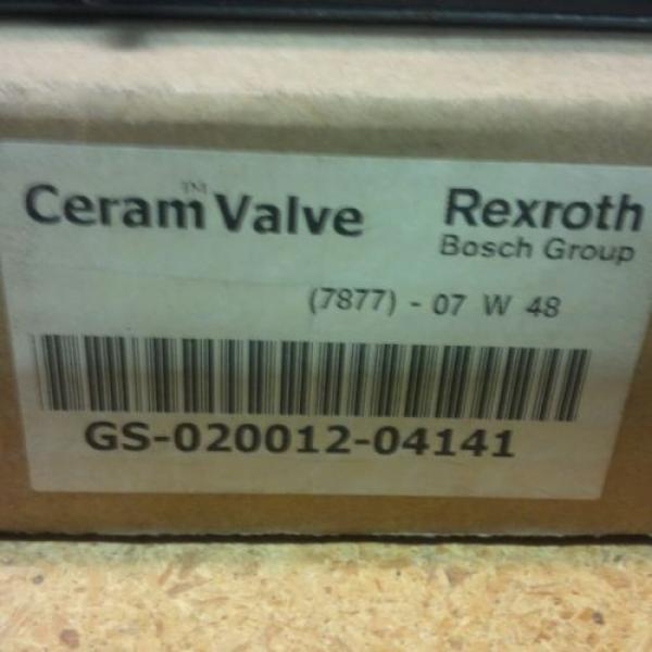 Rexroth Canada Canada ceram valves(set of 2)R434000061/GS02001204141 New #3 image