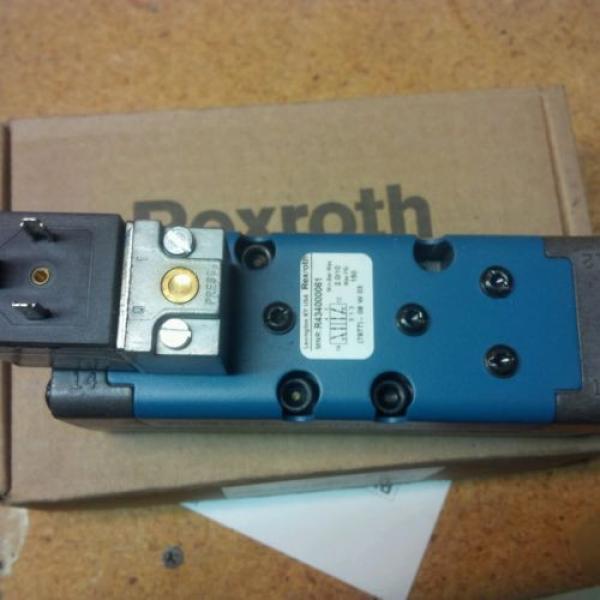 Rexroth Canada Canada ceram valves(set of 2)R434000061/GS02001204141 New #4 image
