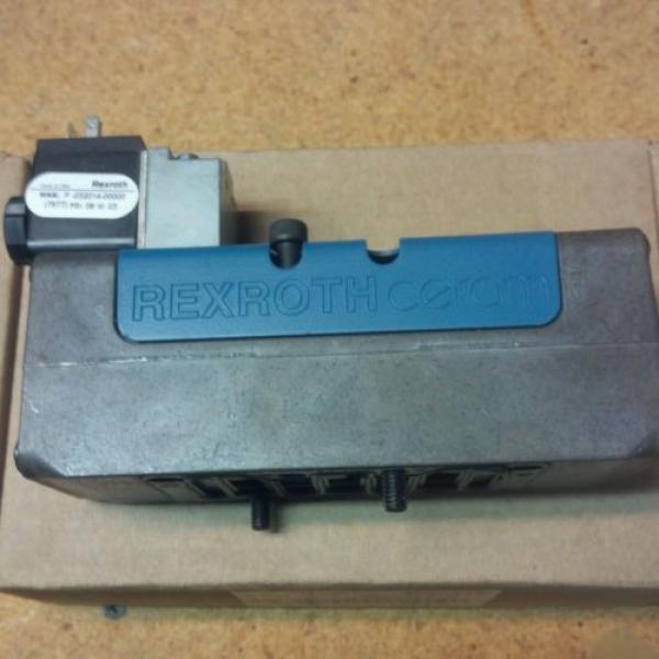 Rexroth Canada Canada ceram valves(set of 2)R434000061/GS02001204141 New #5 image