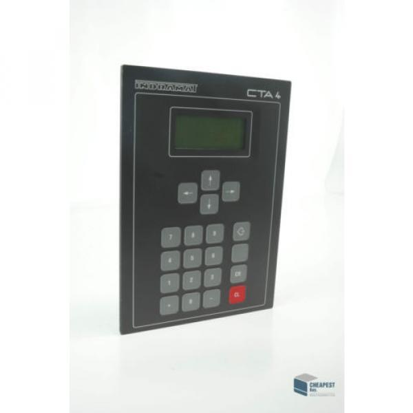 Rexroth China Canada Indramat CTA04.1B Bedienfeld Bedienteil Control Panel Operator Panel #1 image