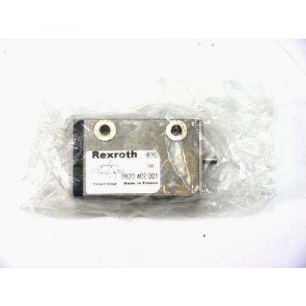 "REXROTH India Canada Wegeventil 0820402001 Ventil Valve | IG: 1/8"" | NEU #1 image"