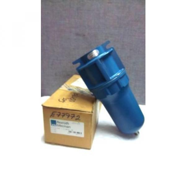 """REXROTH USA Canada MECMAN FILTER 5351 286 060 D48 1"""" METAL 5M 535 128 606 0 NEW 5351286060 #1 image"""