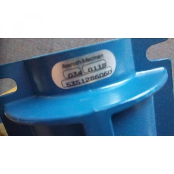 """REXROTH USA Canada MECMAN FILTER 5351 286 060 D48 1"""" METAL 5M 535 128 606 0 NEW 5351286060 #3 image"""
