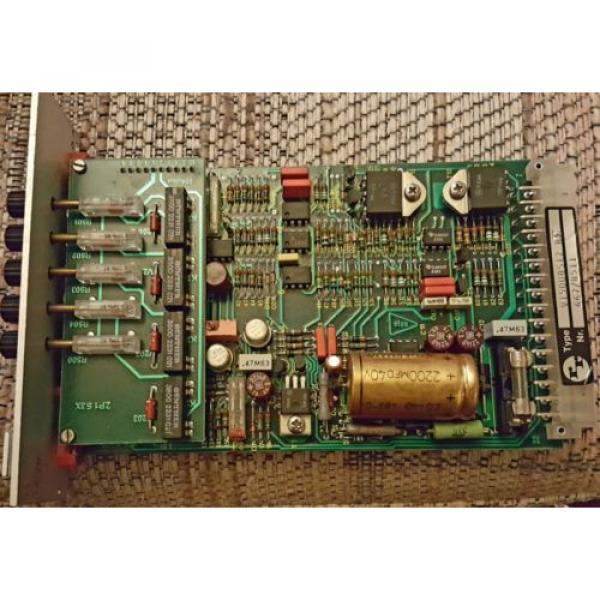 REXROTH Australia Japan PROP. AMPLIFIER CONTROL CARD VT5008S12 R1 #2 image