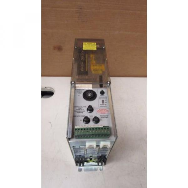 INDRAMAT Mexico Egypt REXROTH TVM 1.2-050-220/300-W0/220/380 AC SERVO POWER SUPPLY DRIVE #1 image