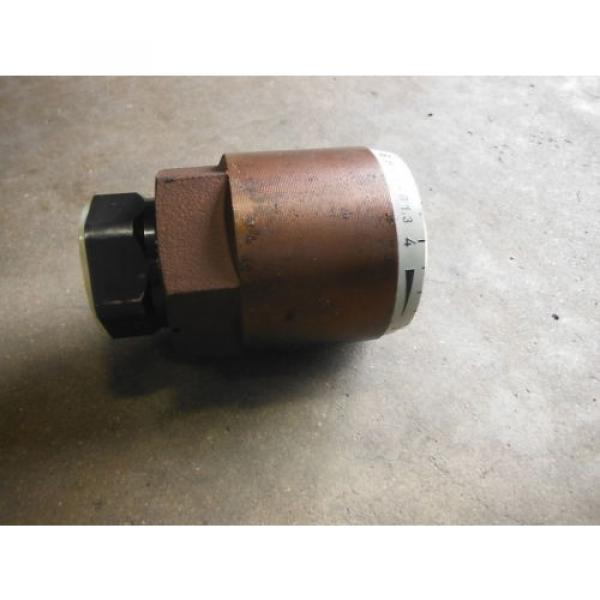 REXROTH Canada Russia VALVE MK25G1.3 ~ Used #1 image