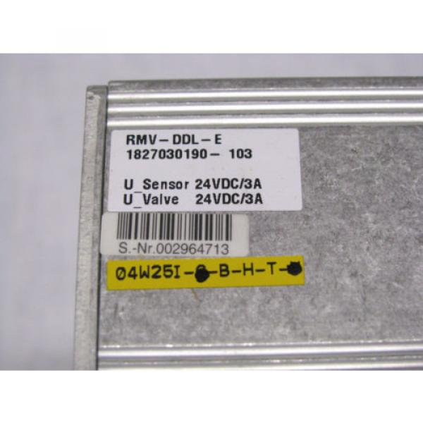 Bosch Korea Egypt Rexroth DDL Field Bus RMV-DDL-E Module 1827030190 BRAND NEW IN BOX NIB #5 image