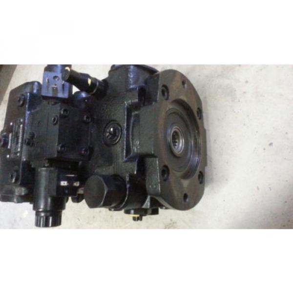 Hydraulikpumpe Greece Korea Rexroth A10VG45EP1D1/10R-NSC10F023DH Fahrpumpe Haulotte #1 image
