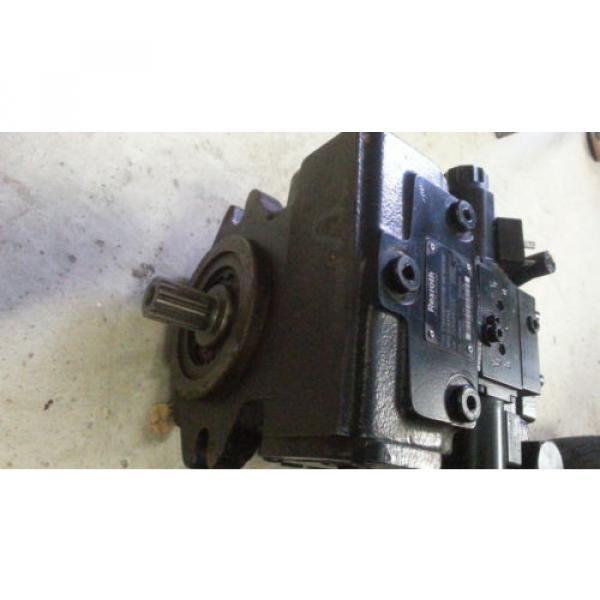 Hydraulikpumpe Greece Korea Rexroth A10VG45EP1D1/10R-NSC10F023DH Fahrpumpe Haulotte #3 image