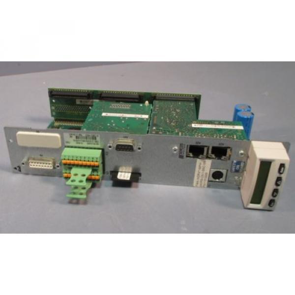 Rexroth France Canada R911314999 CSB01.1C-S3-ENS-NNN-L1-S-NN-FW Servo Controller Used #6 image