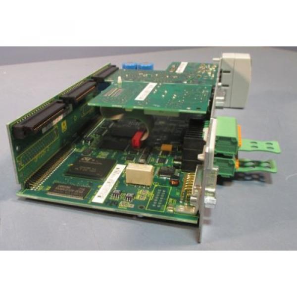 Rexroth France Canada R911314999 CSB01.1C-S3-ENS-NNN-L1-S-NN-FW Servo Controller Used #7 image