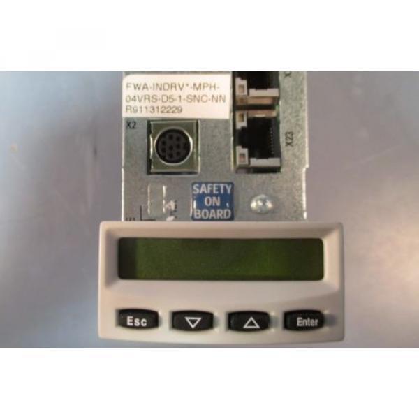 Rexroth France Canada R911314999 CSB01.1C-S3-ENS-NNN-L1-S-NN-FW Servo Controller Used #9 image