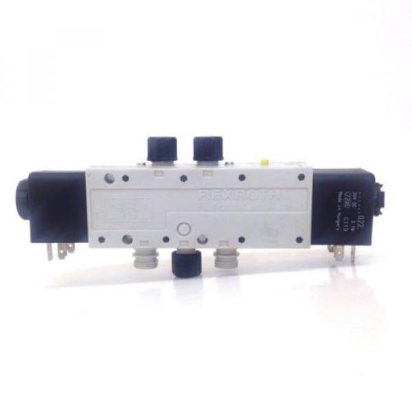 Solenoid China Italy Operated Valve 572-741-022-0 REXROTH 5727410220 *NEW* #3 image
