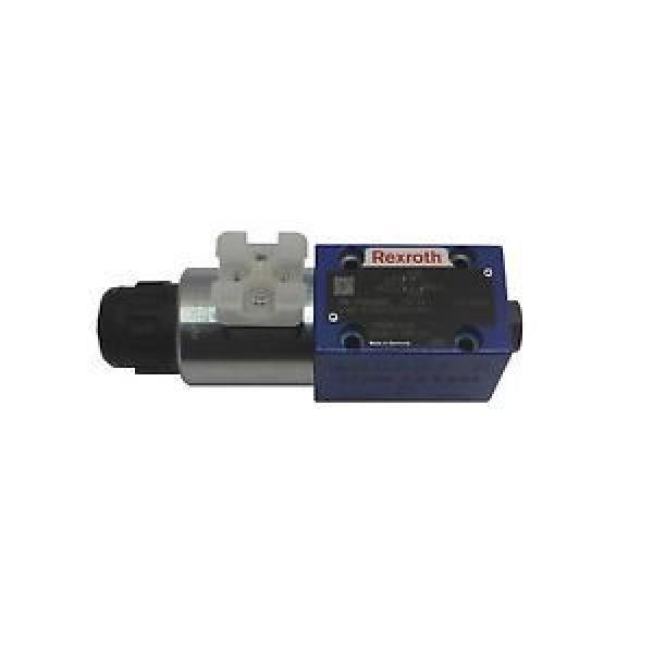 R900550062 Greece Germany 4WE6D6X/EG24NK4 Magnetwegeventil Bosch Rexroth directional valve #1 image