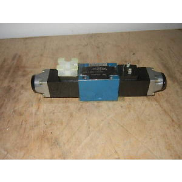 Rexroth Mexico USA 4WE6G53/AG24NK4 Hydraulikventil #1 image