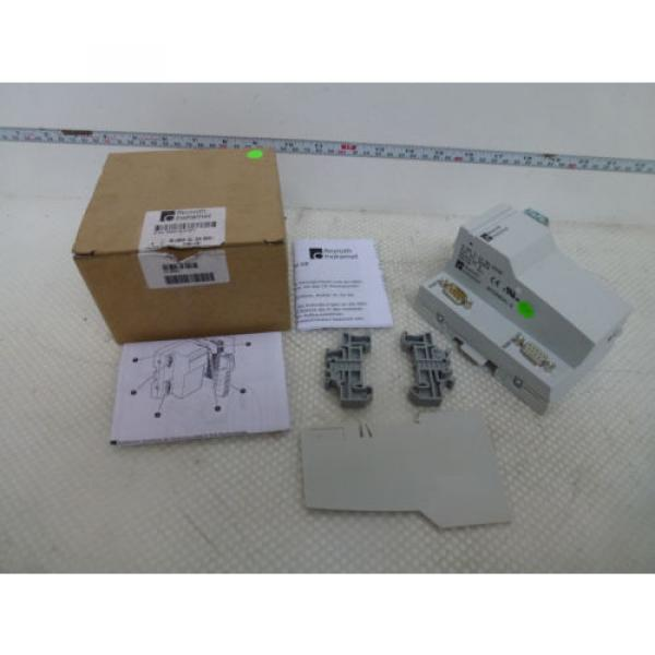 Rexroth Singapore Italy Indramat R-IBS IL 24 BK-DSUB unused boxed free delivery #3 image