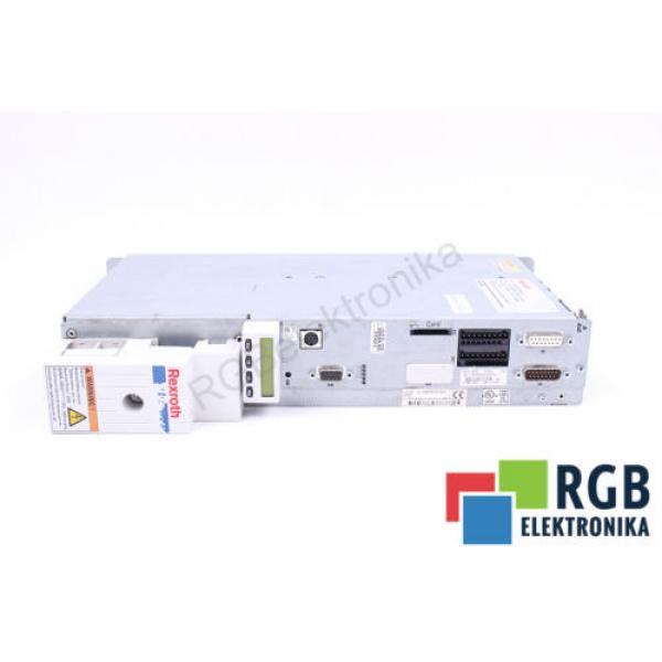 HCS02.1E-W0028-A-03-NNNN Korea Australia CSB01.1C-PB-ENS-EN2-NN-S-NN-FW REXROTH ID36182 #4 image