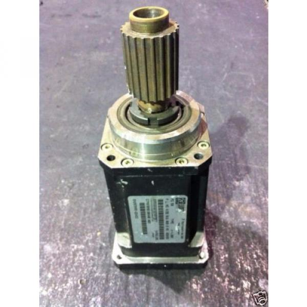 BOSCH Greece Germany REXROTH INDRAMAT ZF PG 50 GEARBOX MODEL GTP070M01004 A03 RATIO 4 #1 image