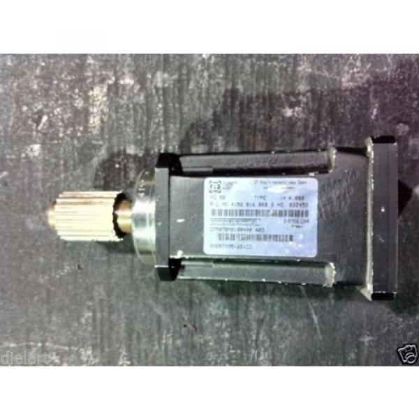 BOSCH Greece Germany REXROTH INDRAMAT ZF PG 50 GEARBOX MODEL GTP070M01004 A03 RATIO 4 #3 image