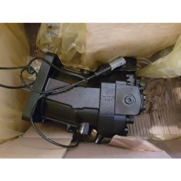 New Greece Mexico Rexroth Hydraulic Piston Motor A6VM115HZ7000001G/71AWV0D4T11CV0 / R902200435 #1 image