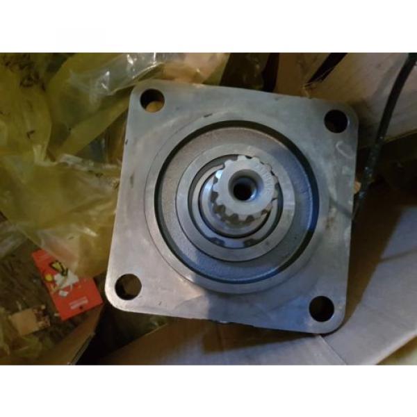New Greece Mexico Rexroth Hydraulic Piston Motor A6VM115HZ7000001G/71AWV0D4T11CV0 / R902200435 #3 image