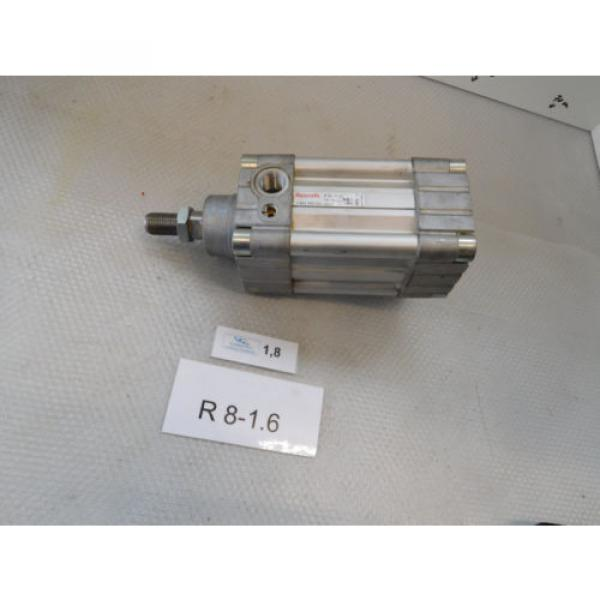 Rexroth Germany Egypt 0822 353 001 Pneumatic Cylinder Hub 25mm, Pistons ⌀63mm, Piston Rod 20mm #2 image