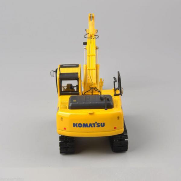 1/50 Scale DieCast Metal Model - Komatsu PC200 Excavator #11 image