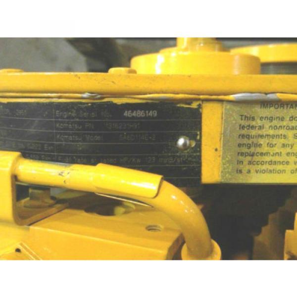 REMANUFACTURED KOMATSU 8.3L SA6D114-E2 COMPLETE ENGINE_1316231H91 #6 image