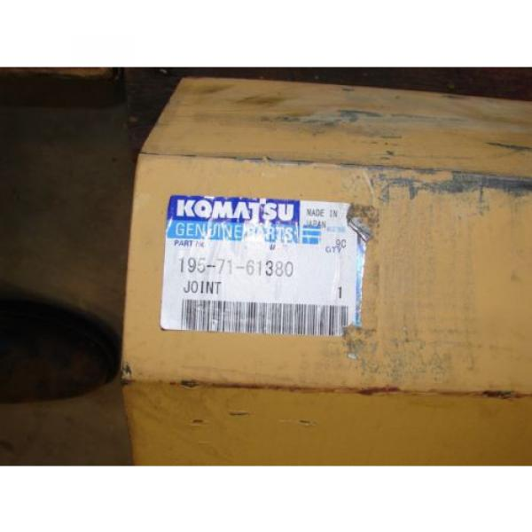 *NEW* Komatsu Dozer Joint P/N: 195-71-61380 for D375A-1, D375A-2, D375A-3....... #2 image
