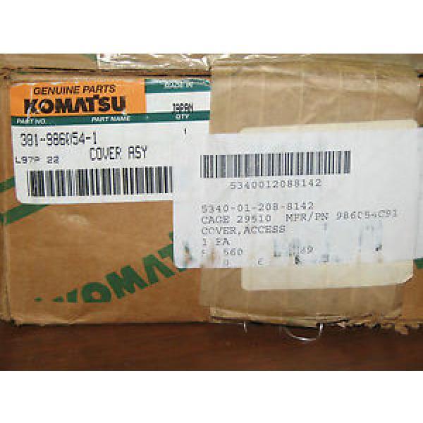 Komatsu Cover Assembly 381-986054-1 #1 image
