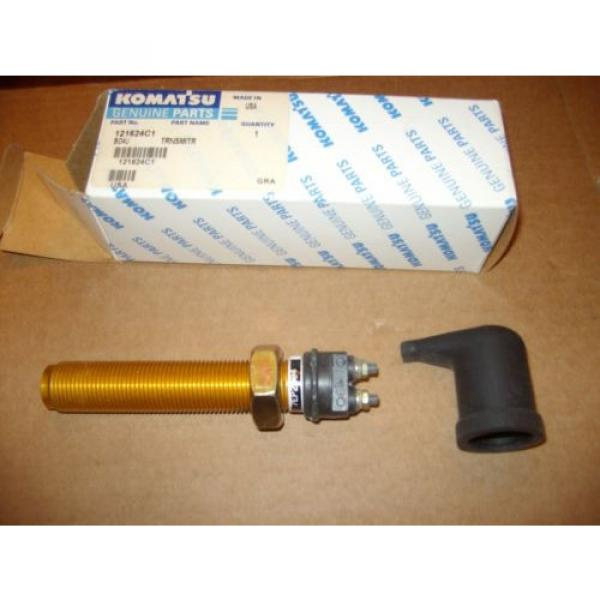 KOMATSU Genuine 121624C1 Motional Pickup Transducer (Transmitter)  ***NEW*** #2 image