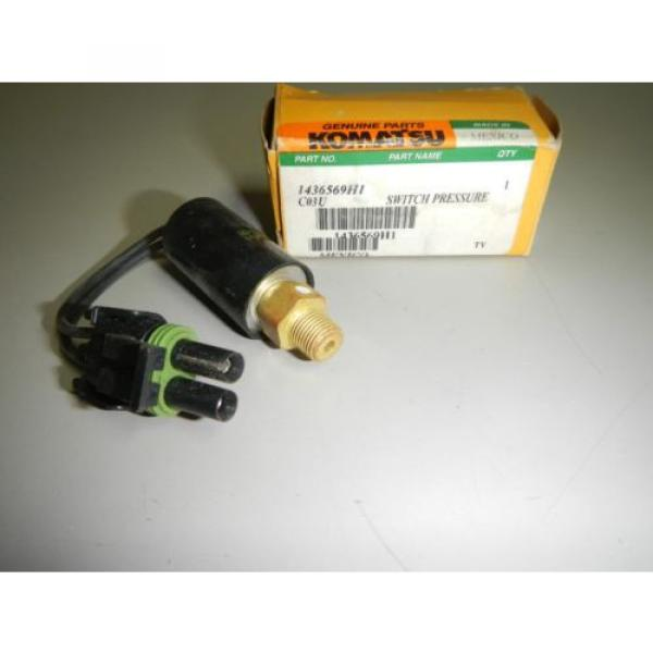 New Genuine Komatsu 1436569H1 Switch OEM *NOS #2 image