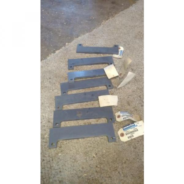 Komatsu 1284663H2 Wear Pad #2 image