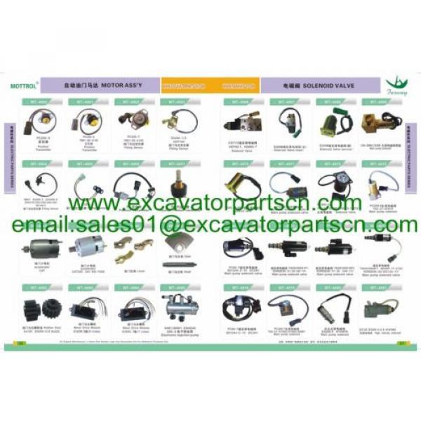 7835-12-1006 7835-12-1005 monitor fits KOMATSU PC200-7 PC220-7 PC240-7 PC270-7 #9 image