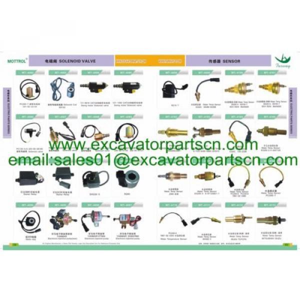 7835-12-1006 7835-12-1005 monitor fits KOMATSU PC200-7 PC220-7 PC240-7 PC270-7 #10 image