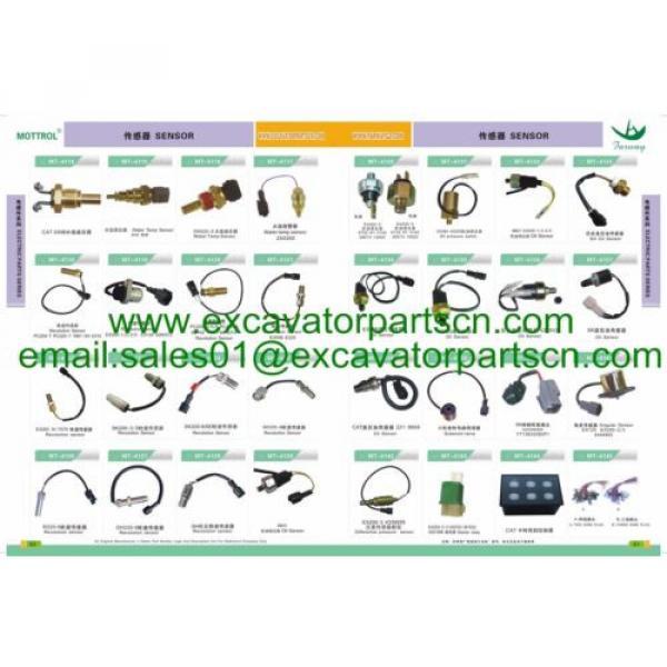 7835-12-1006 7835-12-1005 monitor fits KOMATSU PC200-7 PC220-7 PC240-7 PC270-7 #11 image
