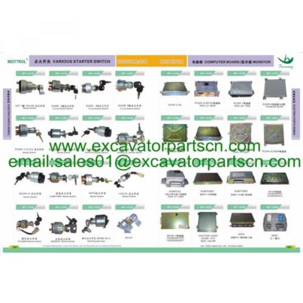 7834-40-3000 Stepper motor ,Throttle motor FITS KOMATSU PC1800-6 PC750-6 PC1200 #9 image