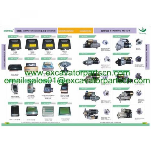 7834-40-3000 Stepper motor ,Throttle motor FITS KOMATSU PC1800-6 PC750-6 PC1200 #10 image