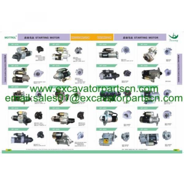 7834-40-3000 Stepper motor ,Throttle motor FITS KOMATSU PC1800-6 PC750-6 PC1200 #11 image