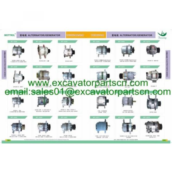 7834-40-3000 Stepper motor ,Throttle motor FITS KOMATSU PC1800-6 PC750-6 PC1200 #12 image