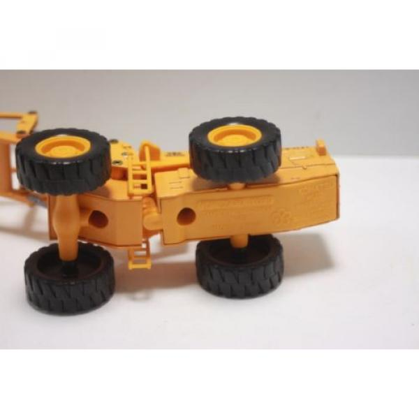 Komatsu wheel loader W120  Diapet Made in Japan  1/50 used  Yonezawa Toys #8 image