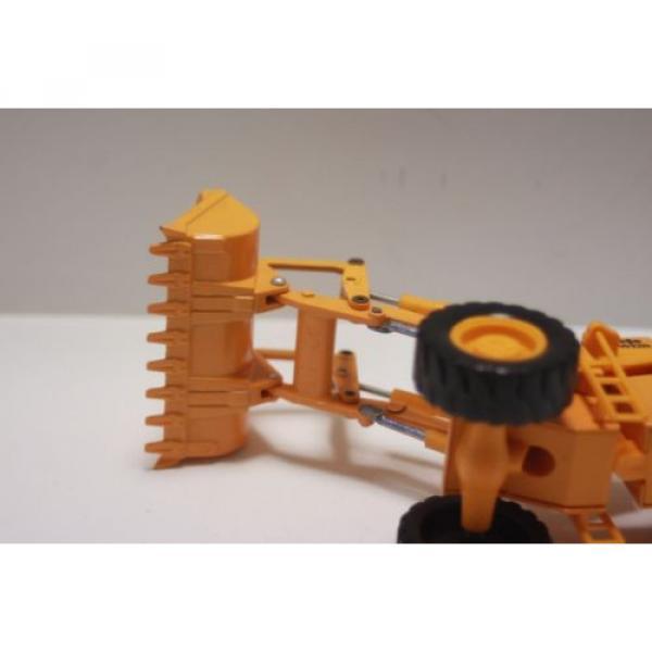Komatsu wheel loader W120  Diapet Made in Japan  1/50 used  Yonezawa Toys #11 image