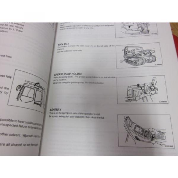 Komatsu CD110R-2 Crawler Carrier Operation & Maintenance Manual s/n 1501- #2 image
