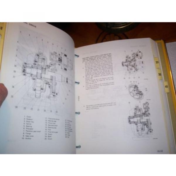 Komatsu shop manual #3 image