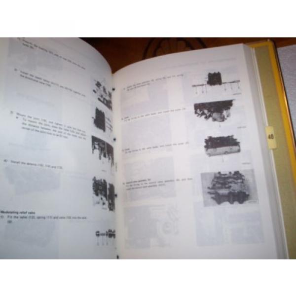 Komatsu shop manual #4 image