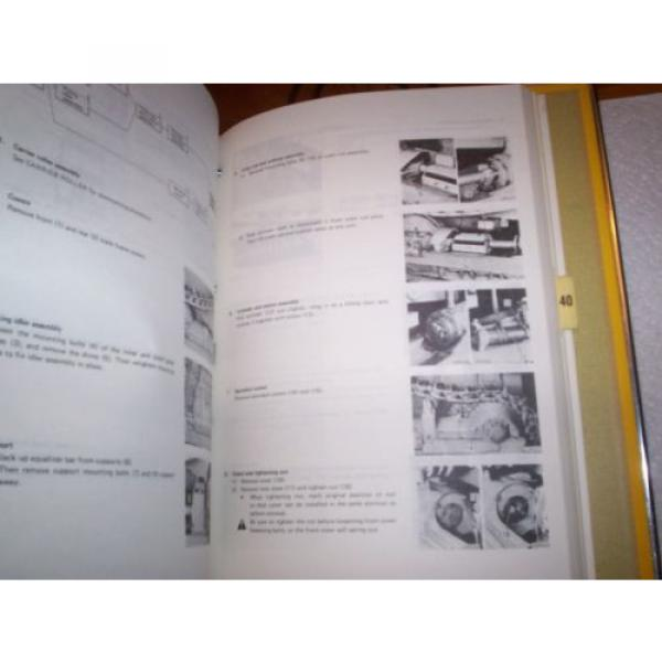 Komatsu shop manual #5 image