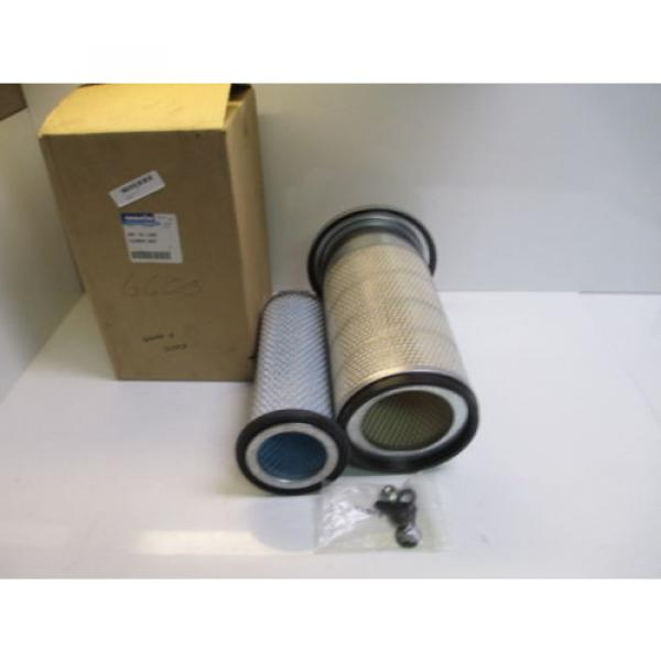 KOMATSU EXCAVATOR AIR FILTER ASSEMBLY 600-181-6050 NEW IN BOX HEAVY EQUIPMENT #3 image